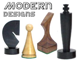 New Concepts in Chess Design, by Modern Artists and Designers