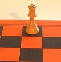 the usual result of the chess pawn's promotion