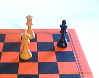 stalemate, an unfortunate end for the attacker in a chess game