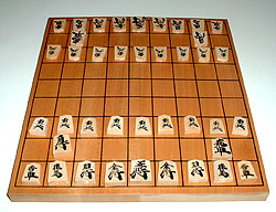 shogi, ready to play