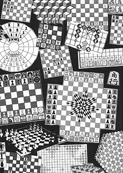 D.B. Pritchard's The Encyclopedia of Chess Variants